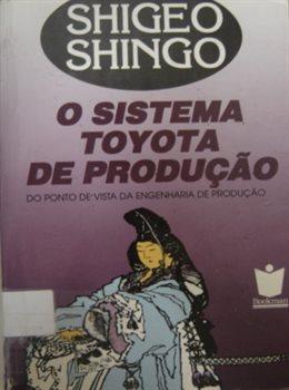 O sistema Toyota de produção